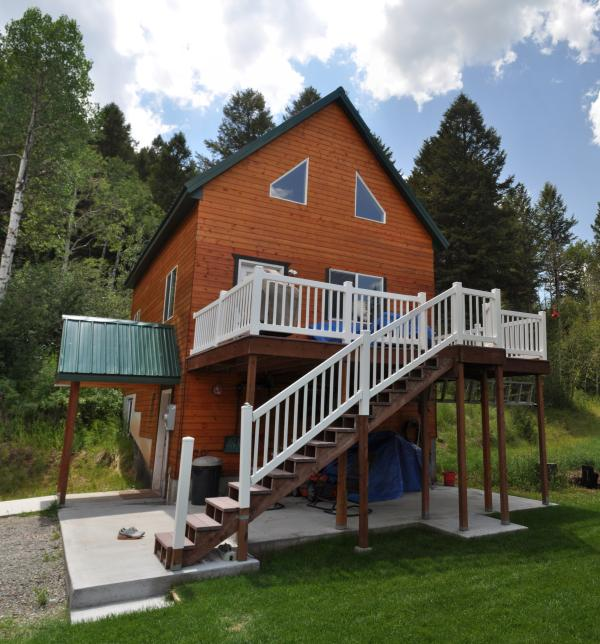 Cozy, mountainside cabin 45 min from Jackson - Image 1 - Freedom - rentals