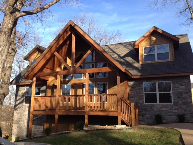 Front of the Lodge - Book NOW!  October Deals $200/wkdy $220/wknd! - Branson - rentals