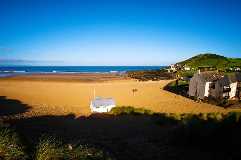 Beach near Croyde - Priory Stables - Croyde - rentals