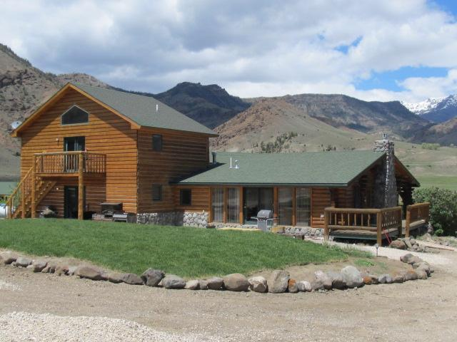 The Lodge - Mountain View Lodge - Cody - rentals