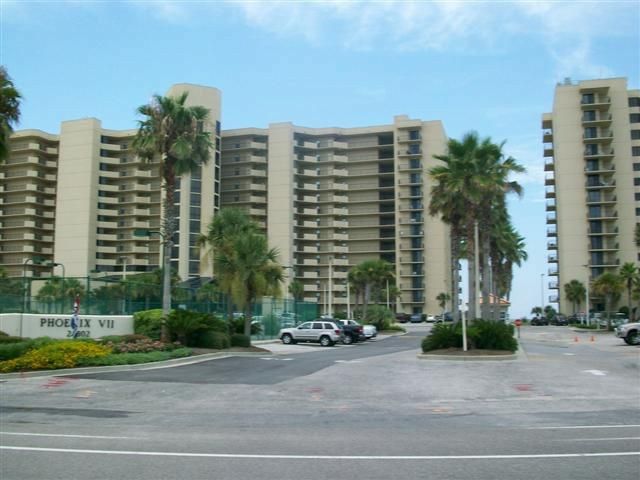 Phoenix VII - Phoenix VII  Beach front ........Great view of Perdido Pass - Orange Beach - rentals
