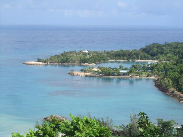 The breath taking view from the porch - The Best View In Jamaica - Oracabessa - rentals