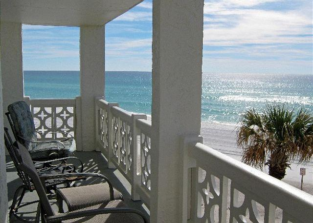 Two Bedroom Gulf Front Corner Unit - Image 1 - Fort Walton Beach - rentals