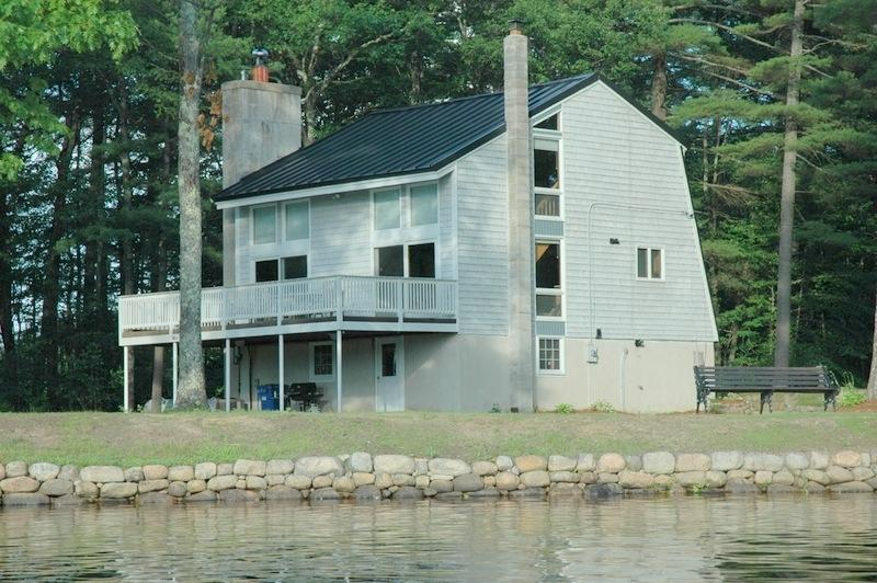 Exterior - Private Waterfront Cranmore Shores Home - Sweet! 117123 - Conway - rentals
