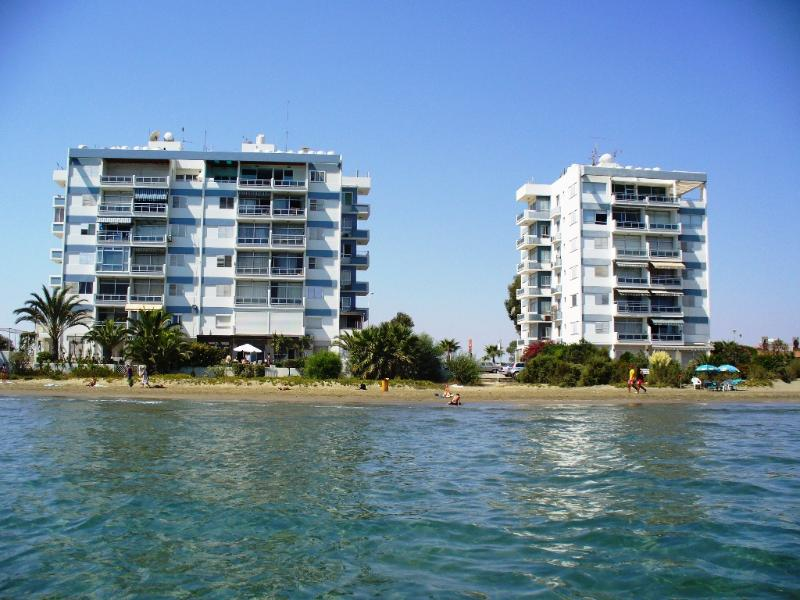 Kastela Beach Apartment - Waterfront Apartment - 'Blue Flag' Kastela Beach - Larnaca - rentals