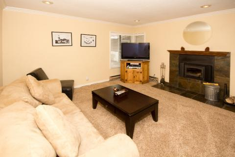Fireside at Village 1 Bedroom Condo Nicely Decorated ~ RA501 - Image 1 - Mammoth Lakes - rentals