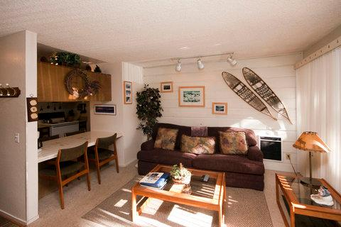 Mountain Shadows Studio Condo Family Friendly ~ RA520 - Image 1 - Mammoth Lakes - rentals