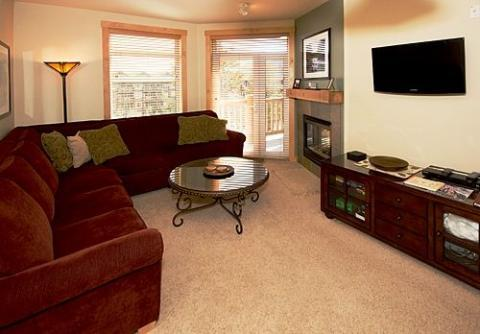 Sunstone 2 Bedroom Condo with Private Balcony ~ RA569 - Image 1 - Mammoth Lakes - rentals