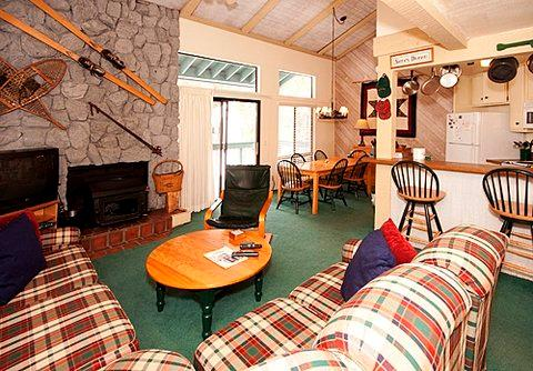 Sherwin Villas 2 Bedroom Condo with WiFi ~ RA577 - Image 1 - Mammoth Lakes - rentals