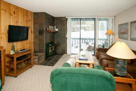 Crestview Affordable Downstairs Condo ~ RA490 - Image 1 - Mammoth Lakes - rentals