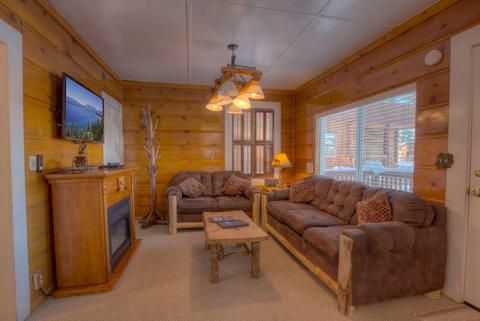 Totally Updated Cabin Across from El Dorado Beach ~ RA701 - Image 1 - South Lake Tahoe - rentals