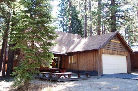 Comfortable Tahoe Cabin for 12 ~ RA739 - Image 1 - South Lake Tahoe - rentals