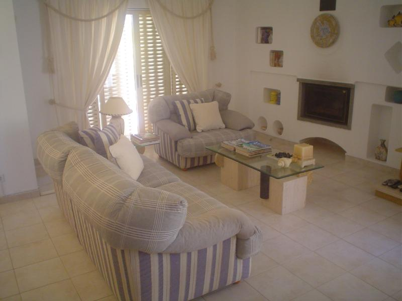 Living and Dining Romm - Beautiful Beaches-Blue Sea and White Sand-Troia - Grandola - rentals
