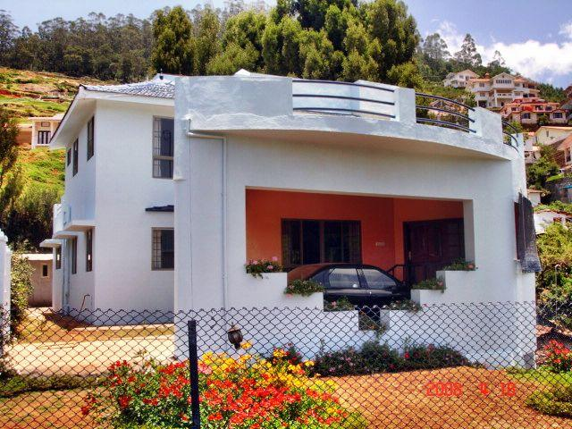 Front view - Tea Garden of Blue Mountain - Ootacamund - rentals