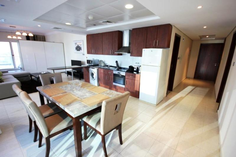 415 New Large 1 BD in JLT, Lake View; Sleeps 4. - Image 1 - Dubai - rentals