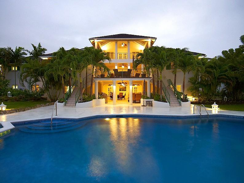 Aliseo at Sandy Lane, Barbados - Garden View, Pool, Gazebo With View Of Entire Property - Image 1 - Sandy Lane - rentals