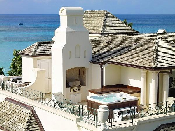 Schooner Bay 306 Penthouse at St. Peter, Barbados - Beachfront, Gated Community, Pool - Image 1 - Saint Peter - rentals