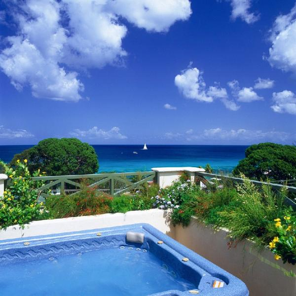 Summerlands Penthouse 106 at St. James, Barbados - Ocean View, Walk To Beach, Communal Pool - Image 1 - Prospect - rentals