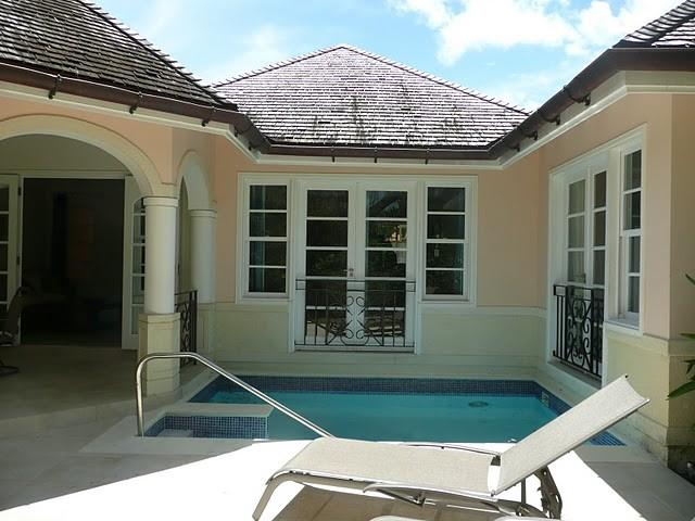 The Falls Villa 3 at Sandy Lane, Barbados - Walk To Beach, Gated Community, Plunge Pool And Communal Pool - Image 1 - Sandy Lane - rentals