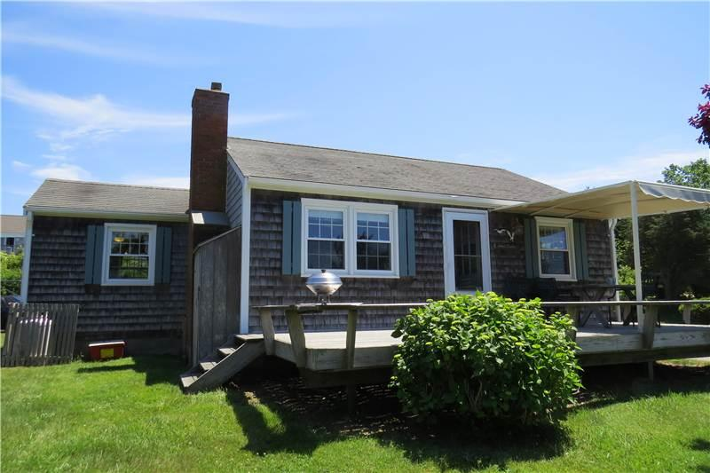 Nauset Heights Cozy Cottage - OKELL - Image 1 - East Orleans - rentals