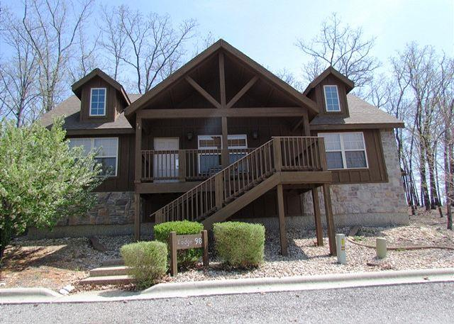 Tomahawk Cabin - Tomahawk Cabin- 2 Bedroom, 2 Bath Stonebridge Golf Resort Lodge - Branson West - rentals