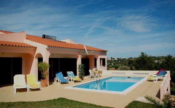 Villa with pool for 8 to 10 people in Caramujeira - Image 1 - Lagoa - rentals