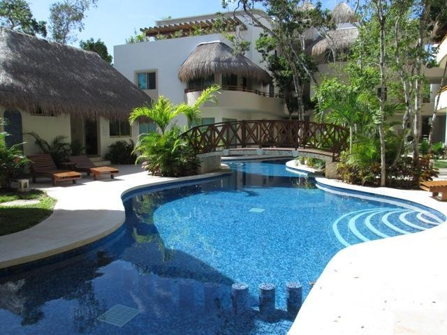 Aldea Zama Zama Village  - Top Range..! Tulum's Best Gated Community Zama 104 - Tulum - rentals