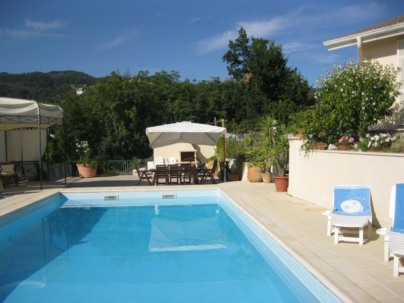 POOL - VILLA WITH POOL NEAR 5 TERRE - Albiano Magra - rentals
