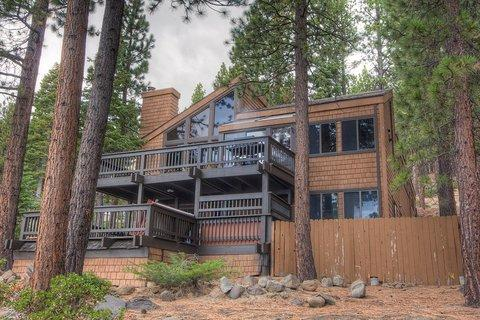 Beautiful Mountain Retreat with Hot Tub ~ RA812 - Image 1 - Incline Village - rentals