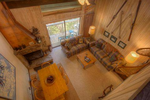 Classy Kingswood Village Condo Sleeps 8 ~ RA825 - Image 1 - Kings Beach - rentals