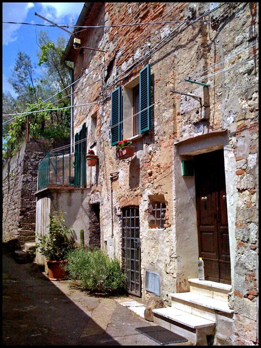 Outside view - Your perfect holiday in Tuscany - Sarteano - rentals