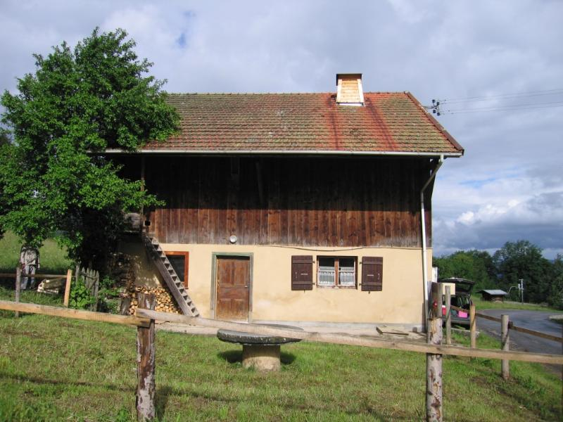 Chalet in summer - Chalet in the Alps for  hiking sking calm - Mont Saxonnex - rentals