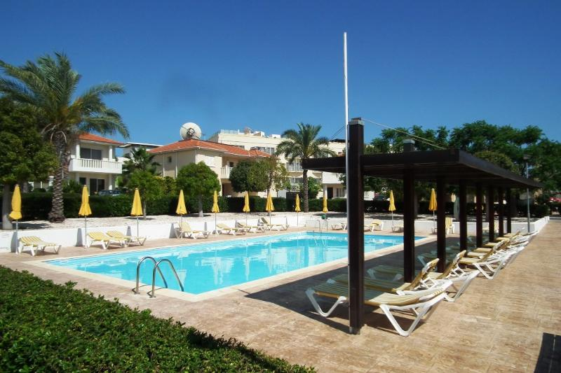 Communal pool - Near The Beach Villa At Faros Beach, Communal Pool - Pervolia - rentals