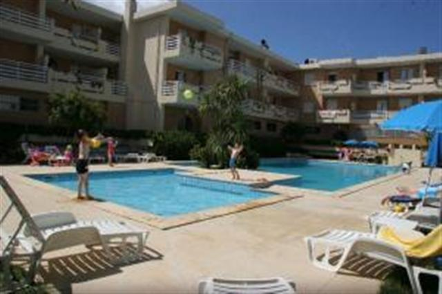 Pool area - Residence Buganvillea - One Bedroom 4 persons - Alghero - rentals