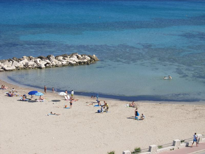 the striking beach a few steps from the house - O Sole Mio! Just a few steps from a wonderful sea! - Trapani - rentals