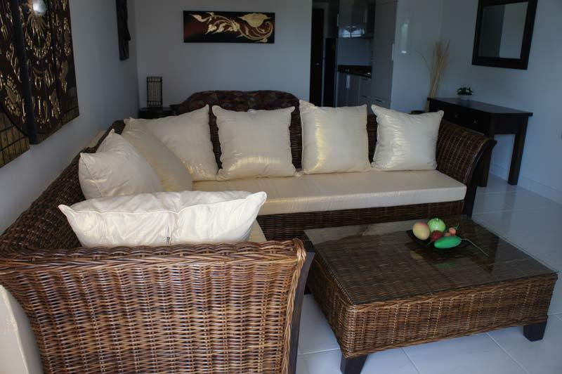 Service condo next to beach for rent, Ban Phe - Image 1 - Rayong - rentals