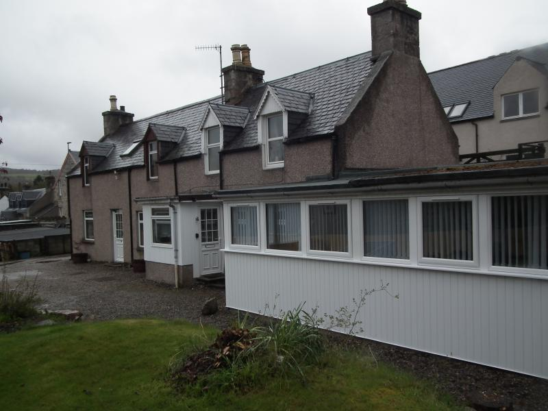 Kangei and Failte - Cottage,Grantown,Cairngorm national park,Highlands - Grantown-on-Spey - rentals