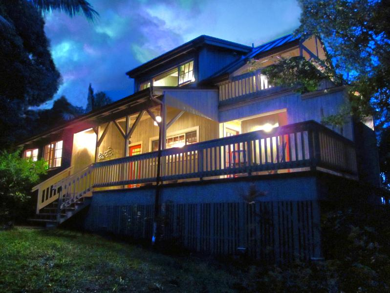 Tropical Oasis at the Mango House - Mango House Tropical Oasis with oceanviews - Kapaau - rentals