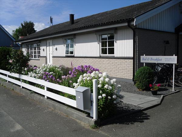 Our B&B in Åhus, centrallly located, free parking - Kerstins B&B in central Åhus - Ahus - rentals