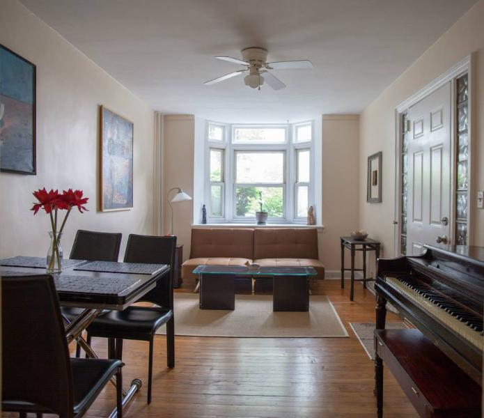 Belmont Place -  Semi Private Garden - Image 1 - Jersey City - rentals