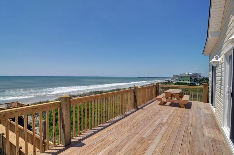 View - New River Inlet Rd 1120 -6BR_SFH_OF_14 - North Topsail Beach - rentals