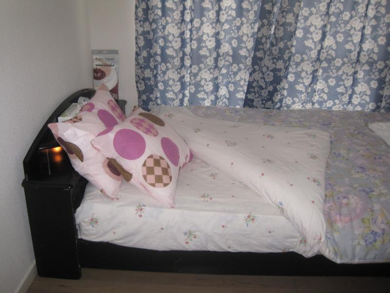 Real bed with lights for two people - Trendy  Apartment  Shimokitazawa Tokyo - Setagaya - rentals