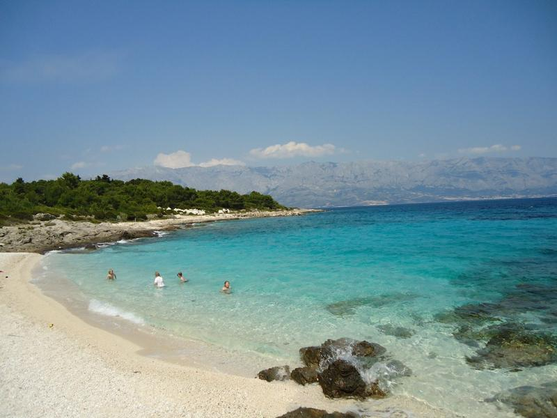 Nearby beach - Apartment Bepo - Croatia - Sumartin - rentals