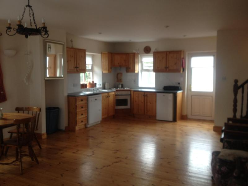 Kitchen area - The West Wing, Kilcrohane, Bantry, Co Cork, Ireland - Bantry - rentals