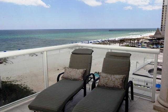 Beach Chairs with an Elevated View - 4BR/4Bath Beach Club Resort - Fit for a KING! Biggest Balconies on Pensacola Beach - Pensacola Beach - rentals