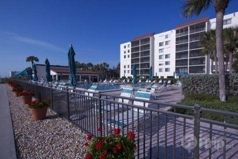 Pool Area - Longboat Key Seaplace Unit G7-109 - Longboat Key - rentals