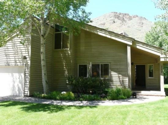 Sunrise Home, Spacious Deck, Great Yard, Elkhorn - Image 1 - Sun Valley - rentals