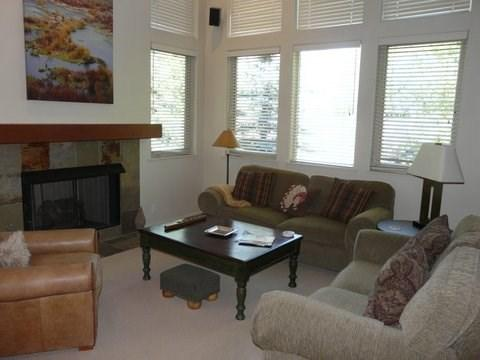Valley Run Townhomes, Ketchum, Hot Tub - Image 1 - Sun Valley - rentals