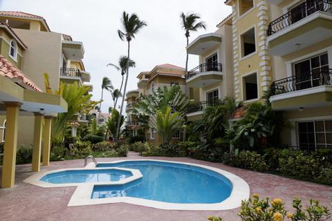 WALK TO THE BEACH! LARGE 2 BR CONDO. - Image 1 - Punta Cana - rentals