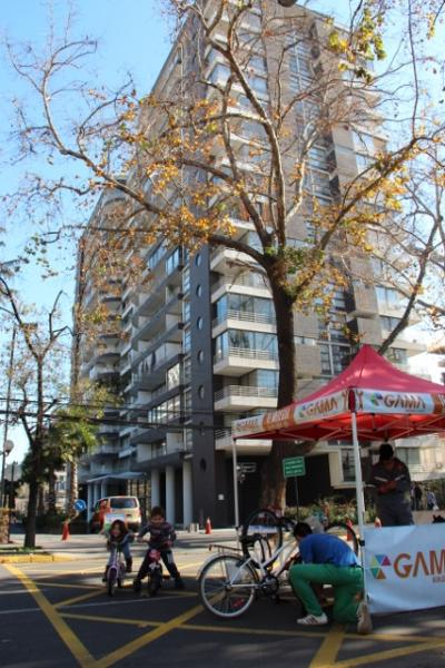 Apartment best location, providencia, santiago - Image 1 - Santiago - rentals